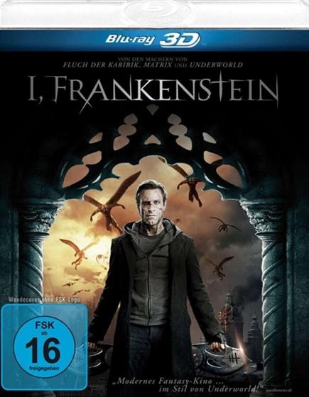 Picture of I,Frankenstein 3D and 2D Original [2014]