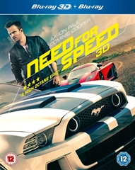 Picture of Need For Speed 3D and 2D [2014] Original