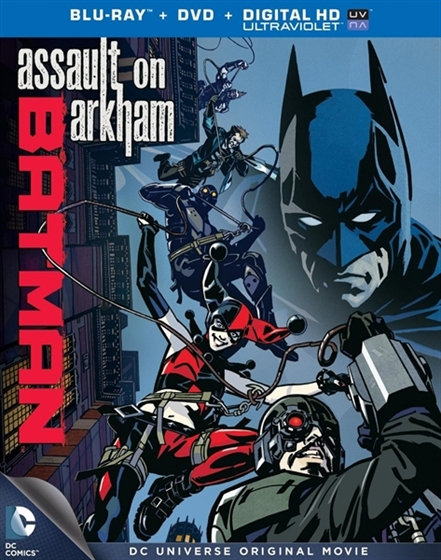 Picture of Batman Assault On Arkham [2014]