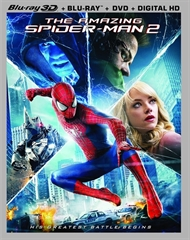 Picture of The Amazing Spider-Man 2 3D and 2D [2014] Original