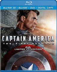 Picture of Captain America The First Avenger Part 1 [2011]
