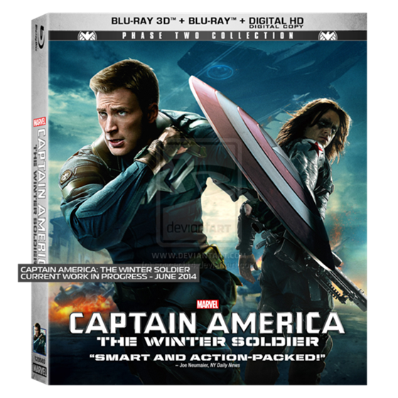 Picture of Captain America The Winter Soldier Part 2 [2014]