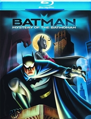 Picture of Batman Mystery of the Batwoman [2003]