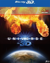 Picture of The Universe God and the Universe 3D and 2D Original