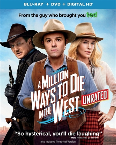 Picture of A Million Ways to Die in the West [2014]
