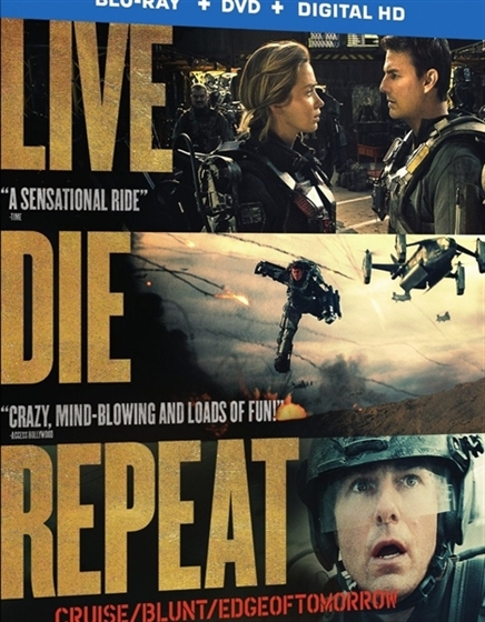 Picture of Edge Of Tomorrow [2014]