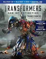 Picture of Transformers Age Of Extinction 3D and 2D [2014] Original