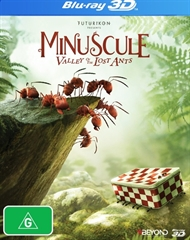 Picture of Minuscule The Valley Of The Lost Ants 3D [2013]