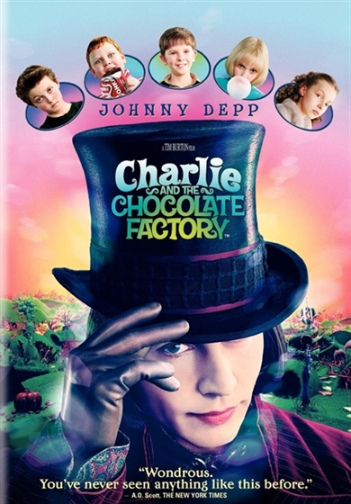 Picture of Charlie And The Chocolate Factory [2005]