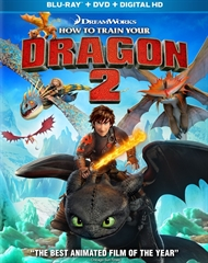 Picture of How to Train Your Dragon Part 2 3D and 2D Original [2014]