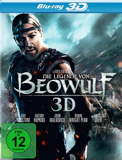 Picture of Beowulf 3D and 2D [2007] Original