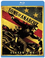Picture of Sons of Anarchy - Season 2 [Bluray]