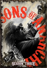 Picture of Sons of Anarchy - Season 5 [Bluray]