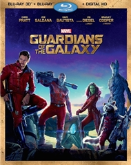 Picture of Guardians Of The Galaxy 3D and 2D [2014] Original