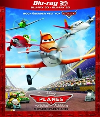 Picture of Planes Fire and Rescue 3D and 2D Original [2014]