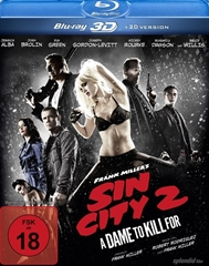Picture of Sin City A Dame To Kill For 3D and 2D [2014] Original