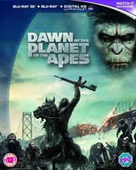 Picture of Dawn of the Planet of the Apes 3D and 2D Original [2014]