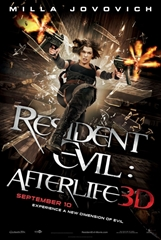 Picture of Resident Evil Afterlife 3D and 2D [2010] Original