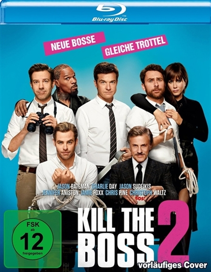 Picture of Horrible Bosses Part 2 [2014]