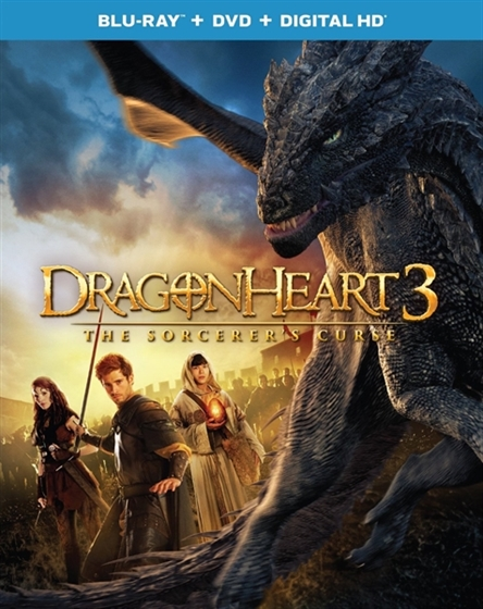 Picture of Dragonheart 3 The Sorcerer's Curse [2015]