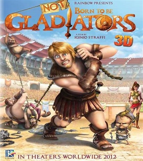 Picture of Gladiators Of Rome 3D and 2D Original [2014]