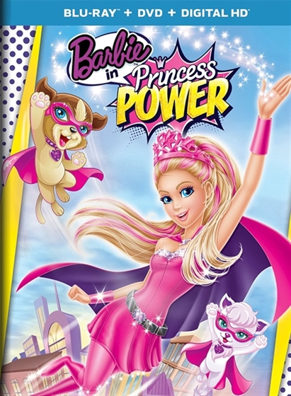 Picture of Barbie in Princess Power [2015]