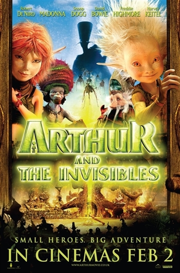 Picture of Arthur and the Invisibles [2006]
