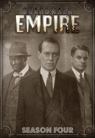 Picture of Boardwalk Empire - Season 4 [Bluray]