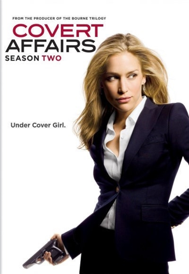 Picture of Covert Affairs - Season 2 [Bluray]