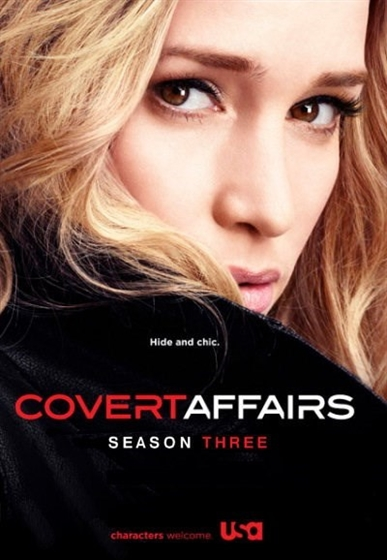 Picture of Covert Affairs - Season 3 [Bluray]
