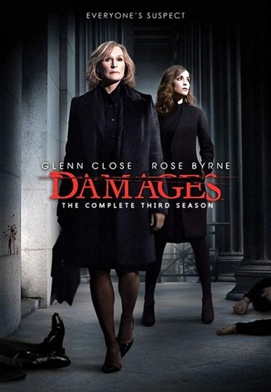 Picture of Damages - Season 3 [Bluray]