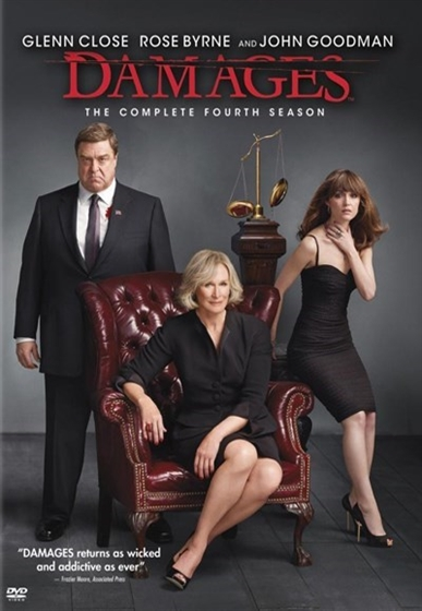 Picture of Damages - Season 4 [Bluray]