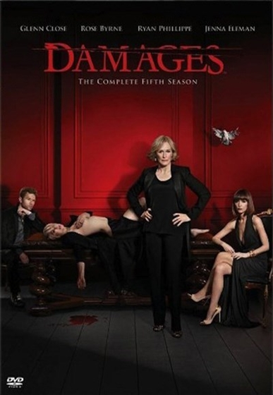Picture of Damages - Season 5 [Bluray]