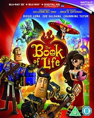 Picture of Book of Life 3D and 2D Original [2014]