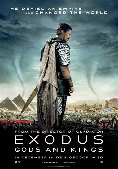 Picture of Exodus Gods and Kings [2014]