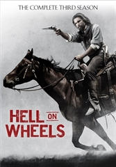 Picture of Hell On Wheels - Season 3 [Bluray]