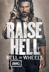 Picture of Hell On Wheels - Season 4 [Bluray]