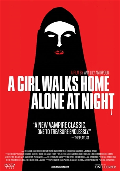 Picture of A Girl Walks Home Alone at Night [2014]