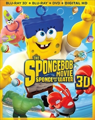 Picture of The SpongeBob Movie Sponge Out of Water 3D and 2D Original [2015]