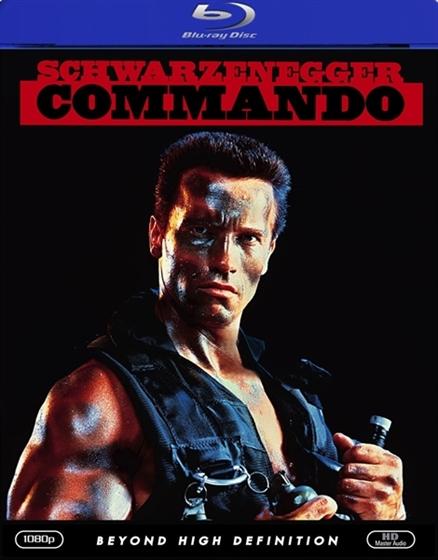 Picture of COMMANDO [1985] Original
