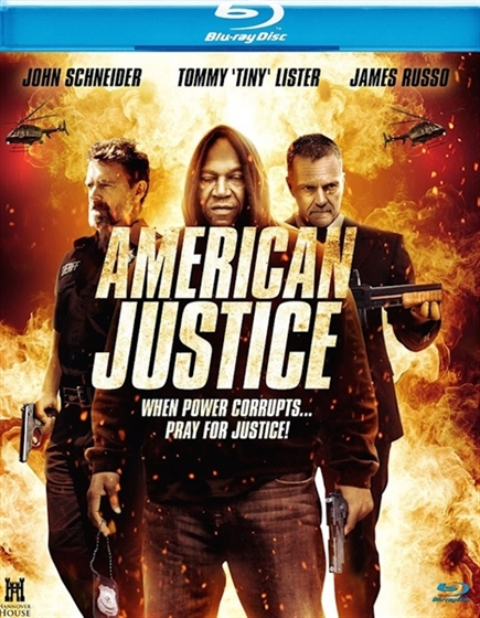 Picture of American Justice [2015]