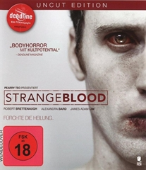 Picture of Strange Blood [2015]