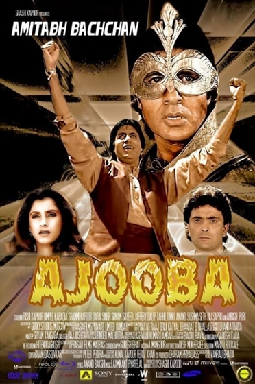 Picture of Ajooba [1991] - DVD
