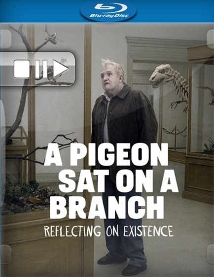 Picture of A Pigeon Sat on a Branch Reflecting on Existence [2014]