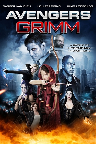 Picture of Avengers Grimm [2015]