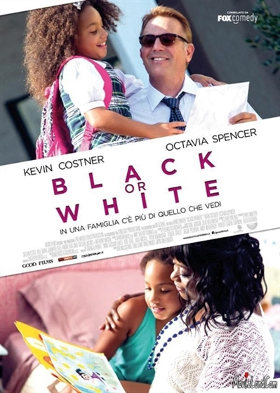 Picture of Black or White [2015]