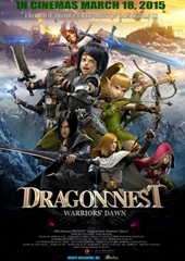 Picture of Dragon Nest Warriors Dawn 3D and 2D Original [2014]