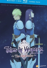 Picture of Tales of Vesperia The First Strike SILENT HERO [HD]