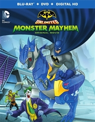 Picture of Batman Unlimited Monster Mayhem [2015]