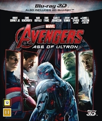 Picture of Avengers Age of Ultron 3D and 2D [2015] Original